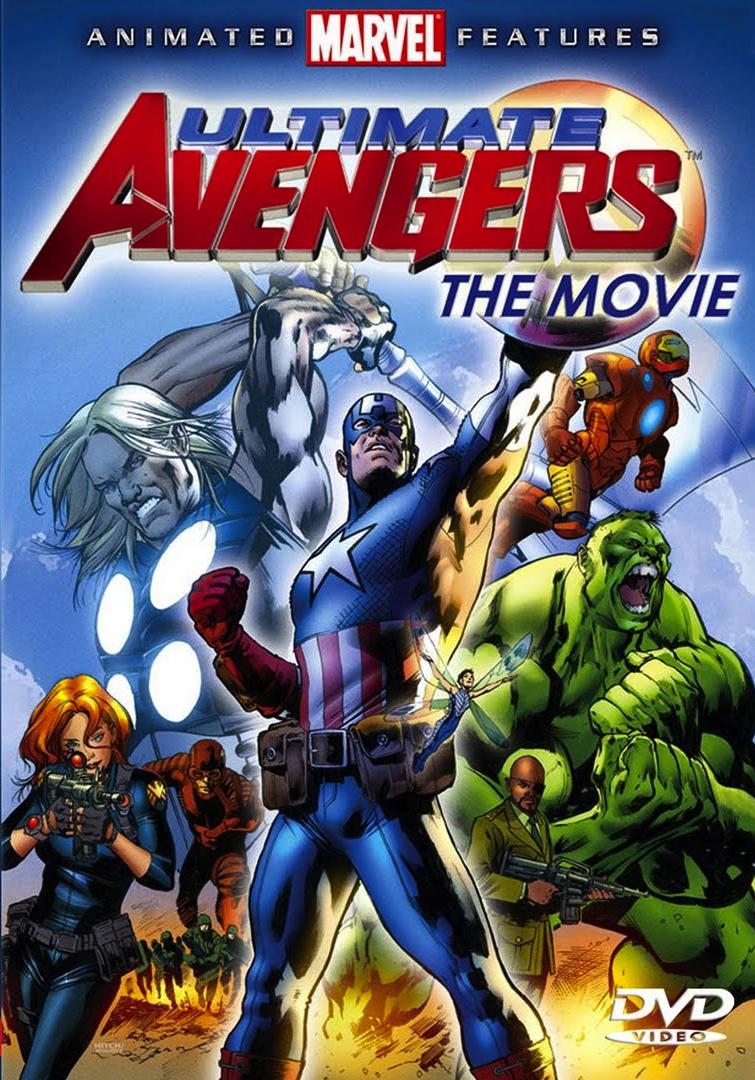 Ultimate Avengers kapak
