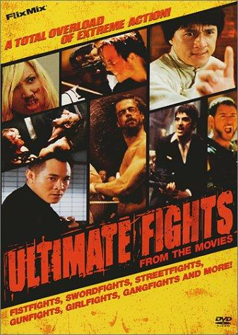 Ultimate Fights from the Movies kapak