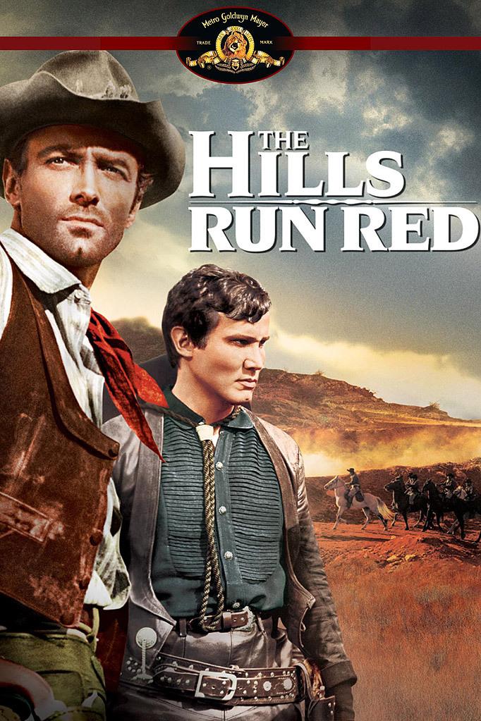 The Hills Run Red kapak