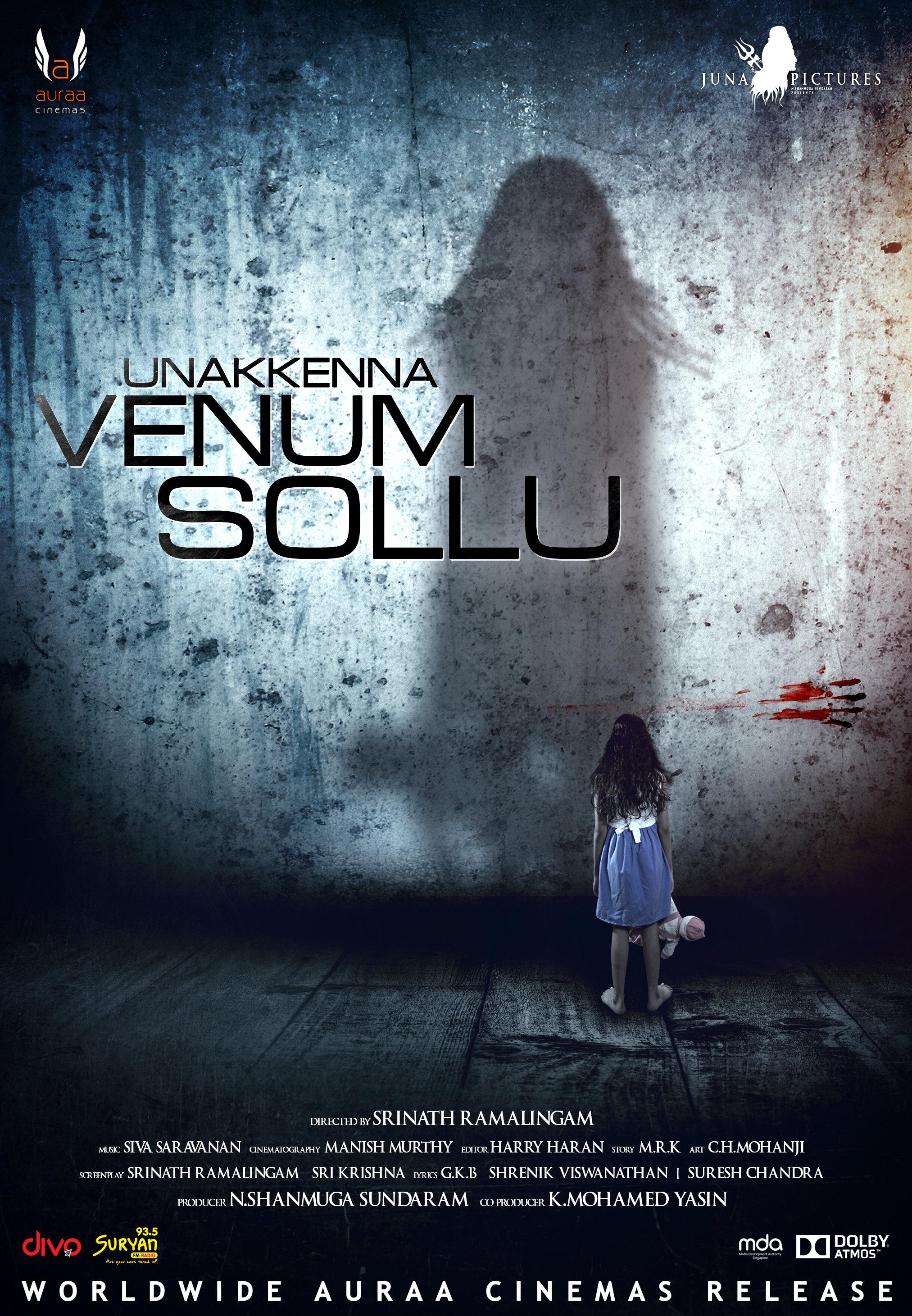 Unakkenna Venum Sollu: What Do You Want... kapak