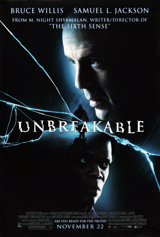Unbreakable kapak