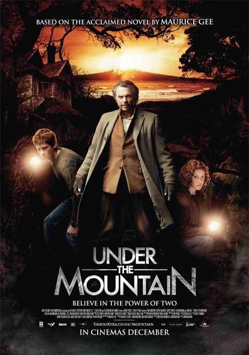 Under the Mountain kapak