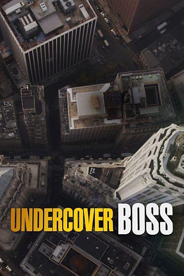 Undercover Boss kapak