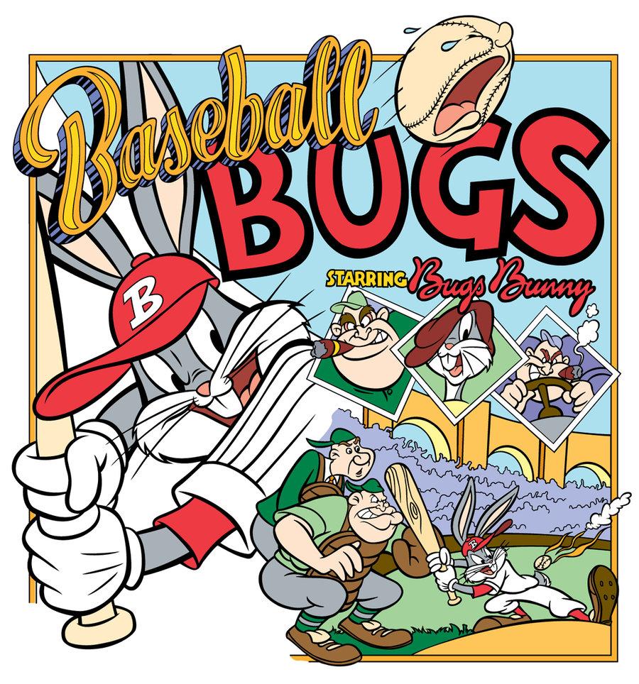 Baseball Bugs kapak