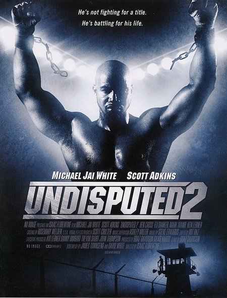 Undisputed 2: Last Man Standing kapak