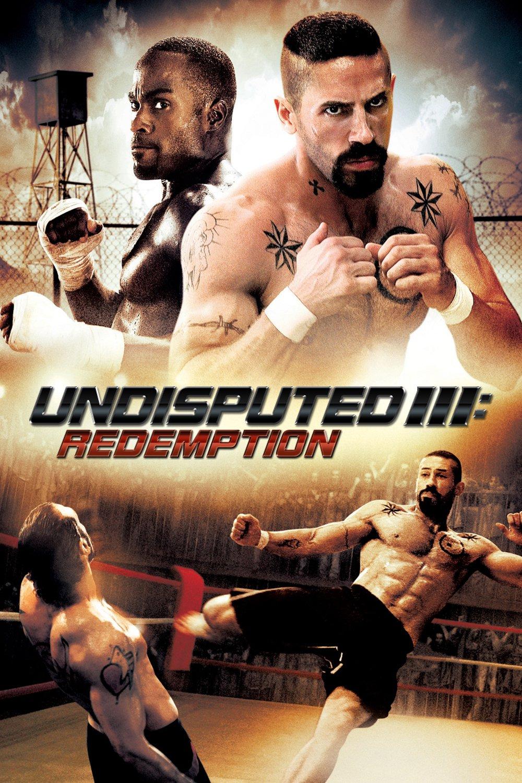Undisputed 3: Redemption kapak