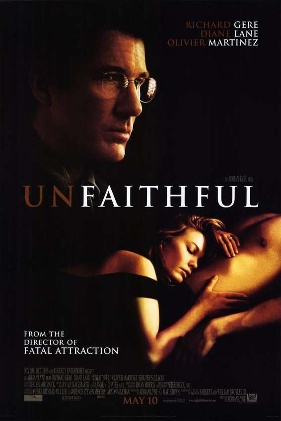 Unfaithful kapak