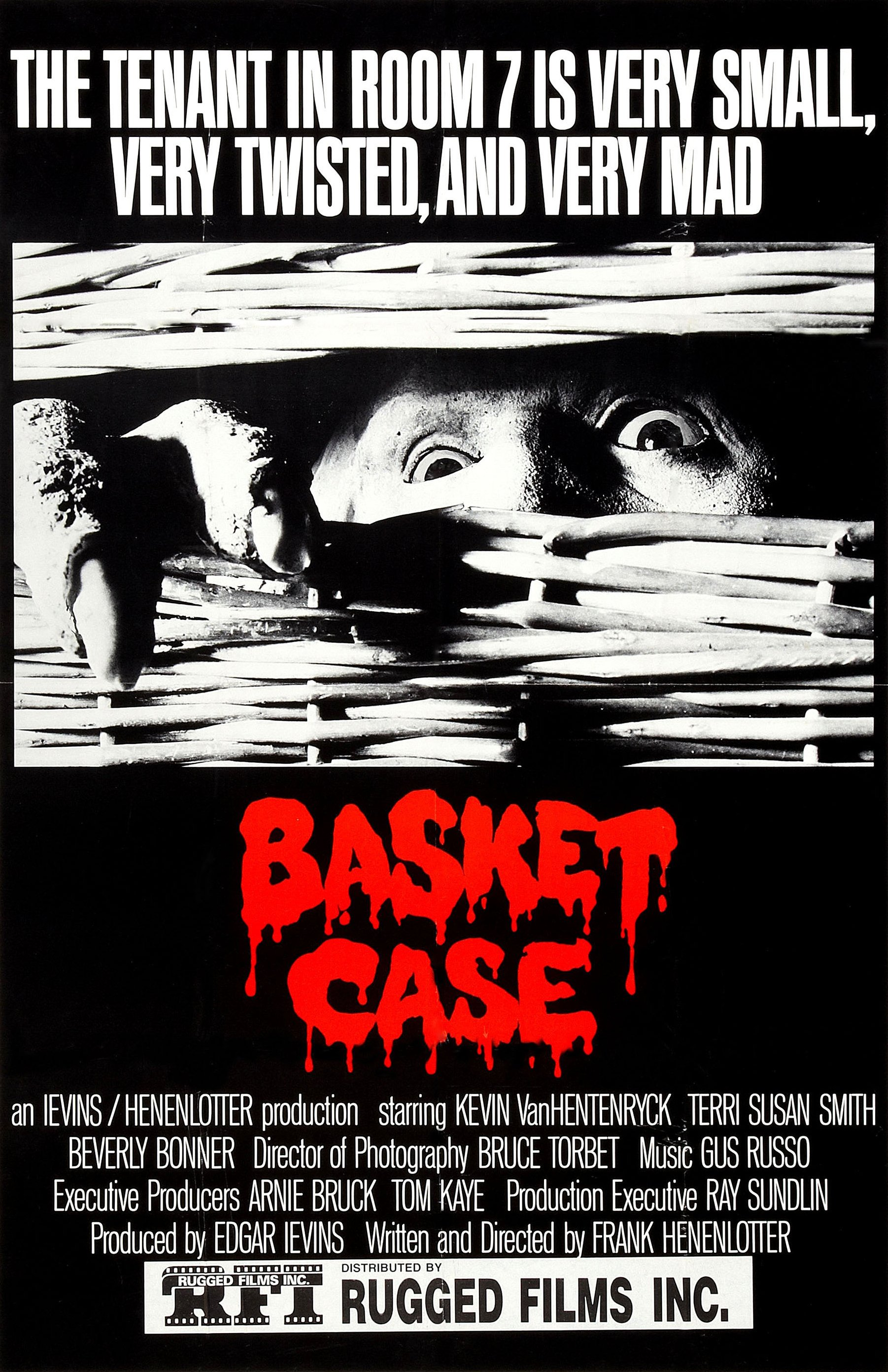 Basket Case kapak