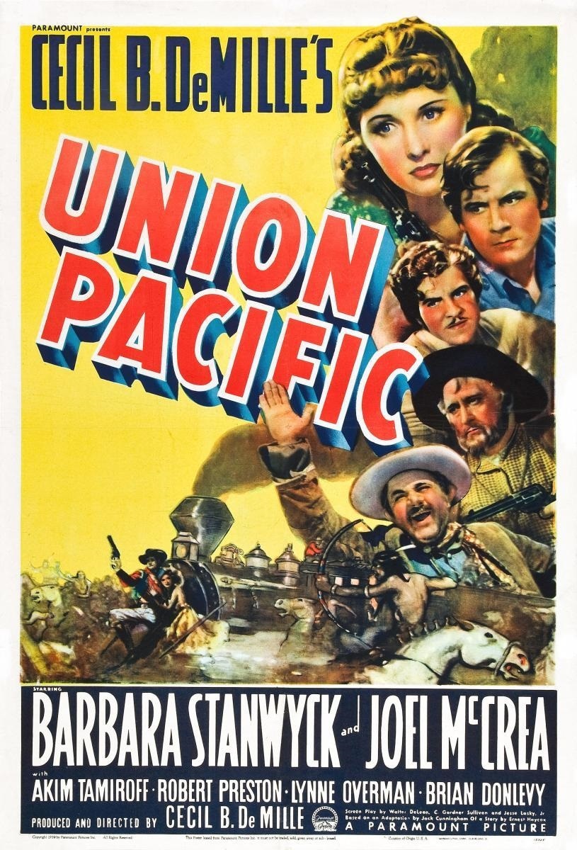 Union Pacific kapak