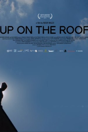 Up on the Roof kapak