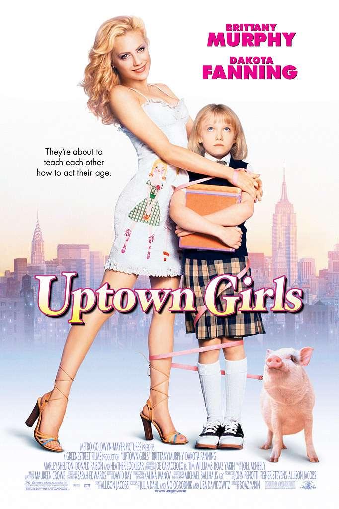 Uptown Girls kapak