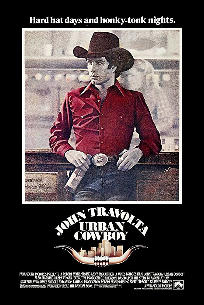 Urban Cowboy kapak