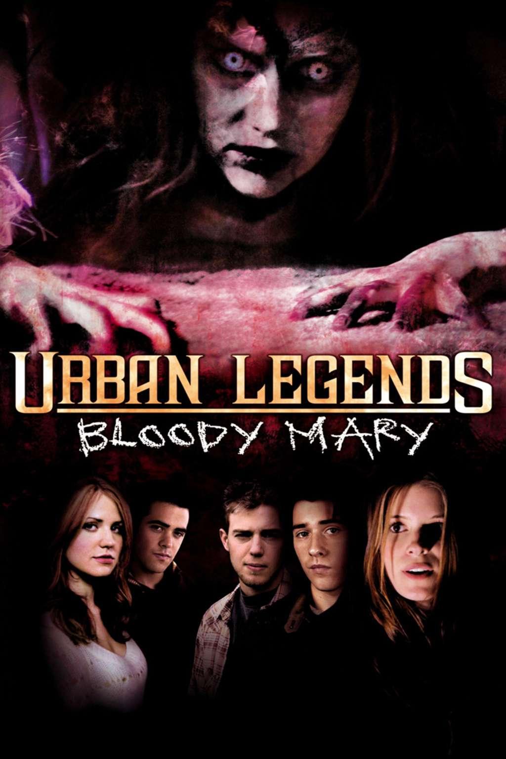 Urban Legends: Bloody Mary kapak