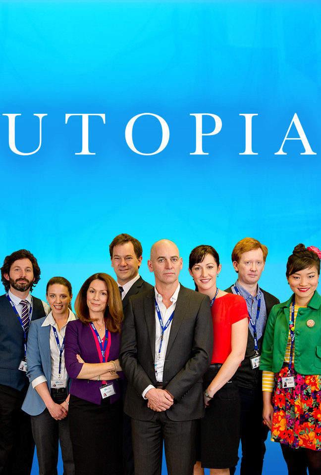 Utopia kapak