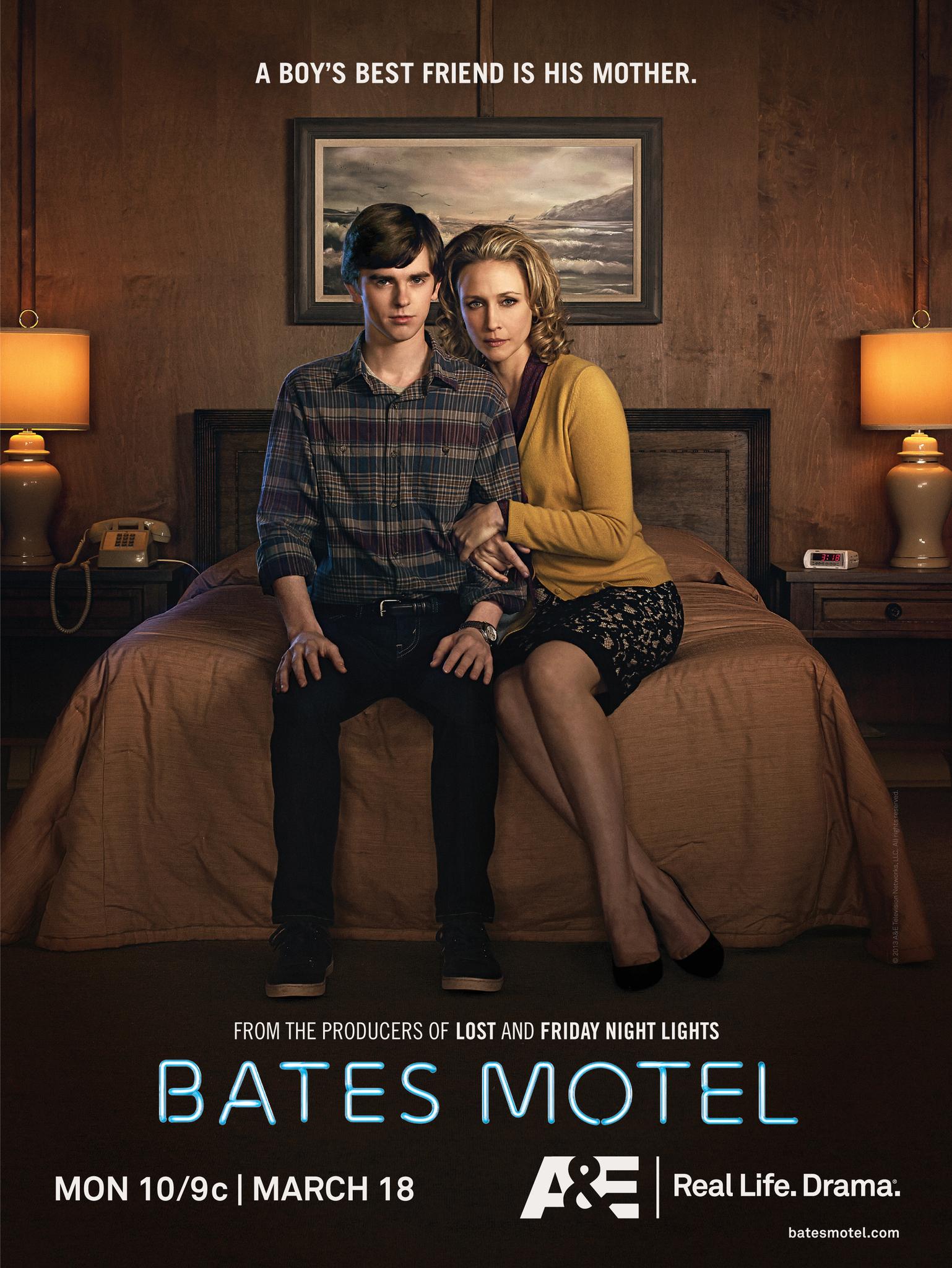 Bates Motel kapak