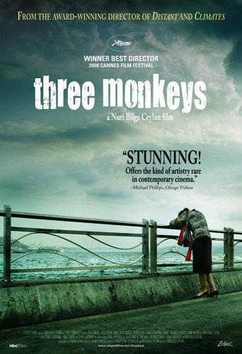 Üç Maymun kapak