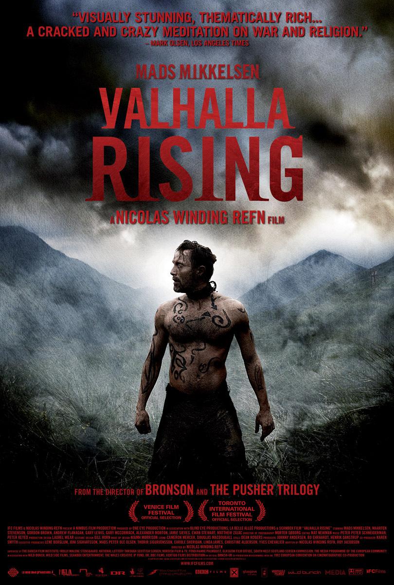 Valhalla Rising kapak