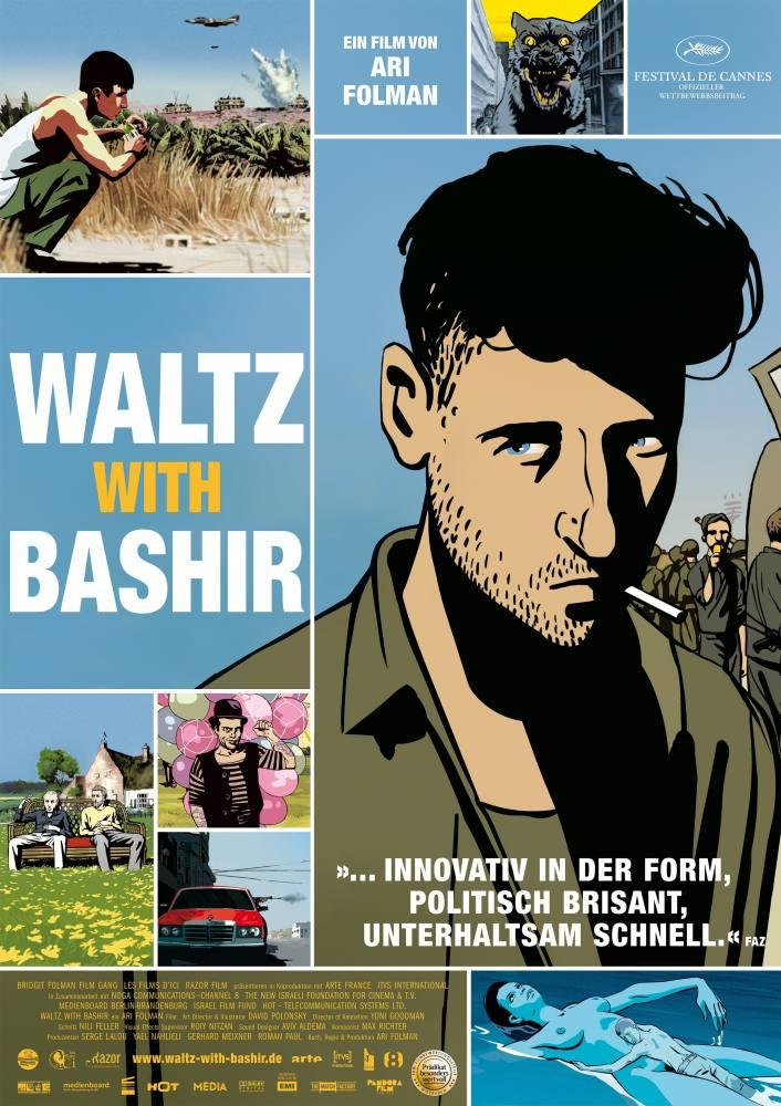 Waltz with Bashir kapak