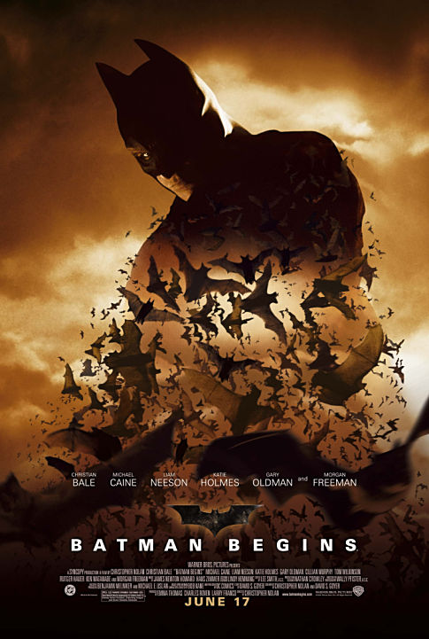 Batman Begins kapak