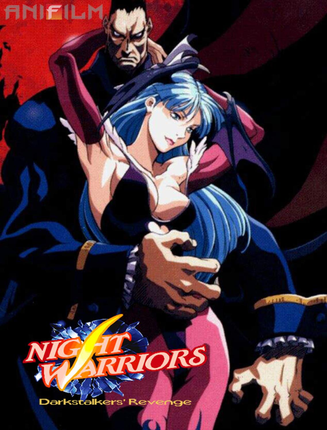 Vampire Hunter: The Animated Series kapak