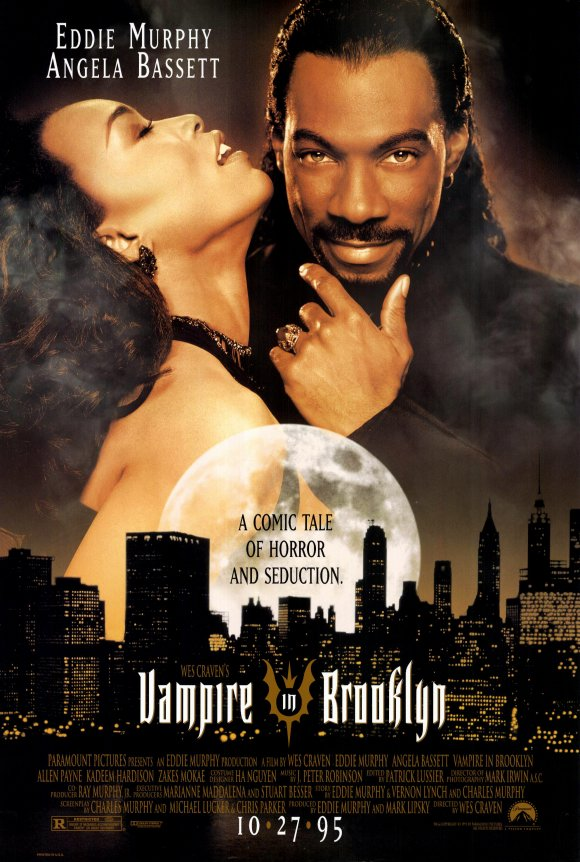 Vampire in Brooklyn kapak
