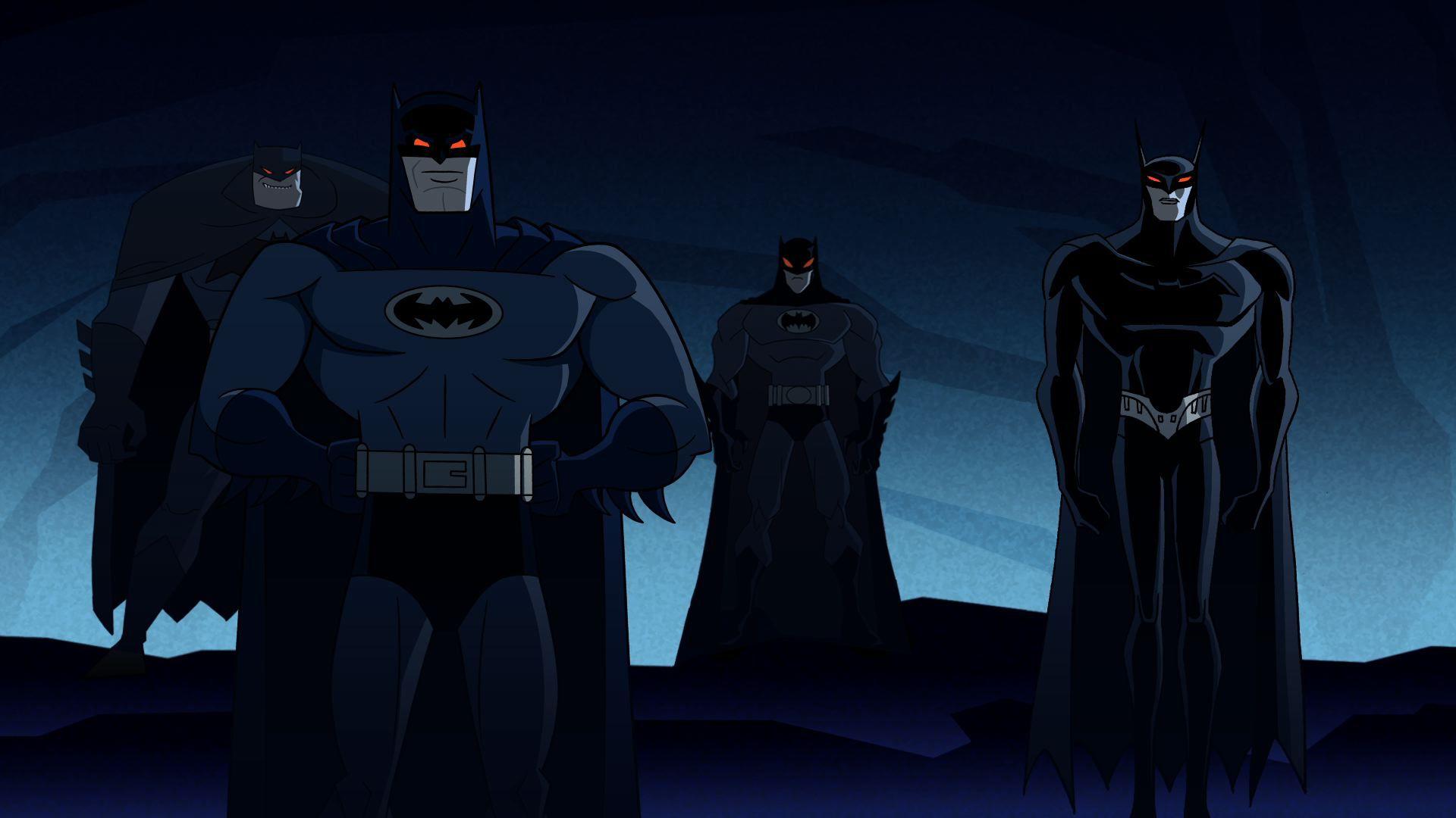 Batman Beyond kapak