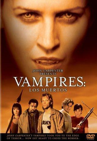 Vampires: Los Muertos kapak
