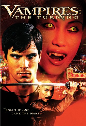 Vampires: The Turning kapak
