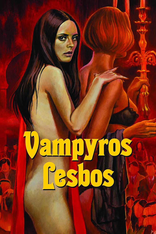 Vampyros Lesbos kapak