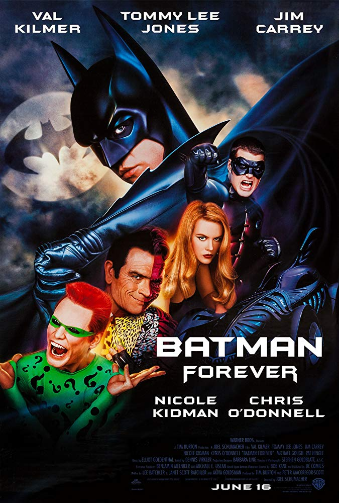 Batman Forever kapak