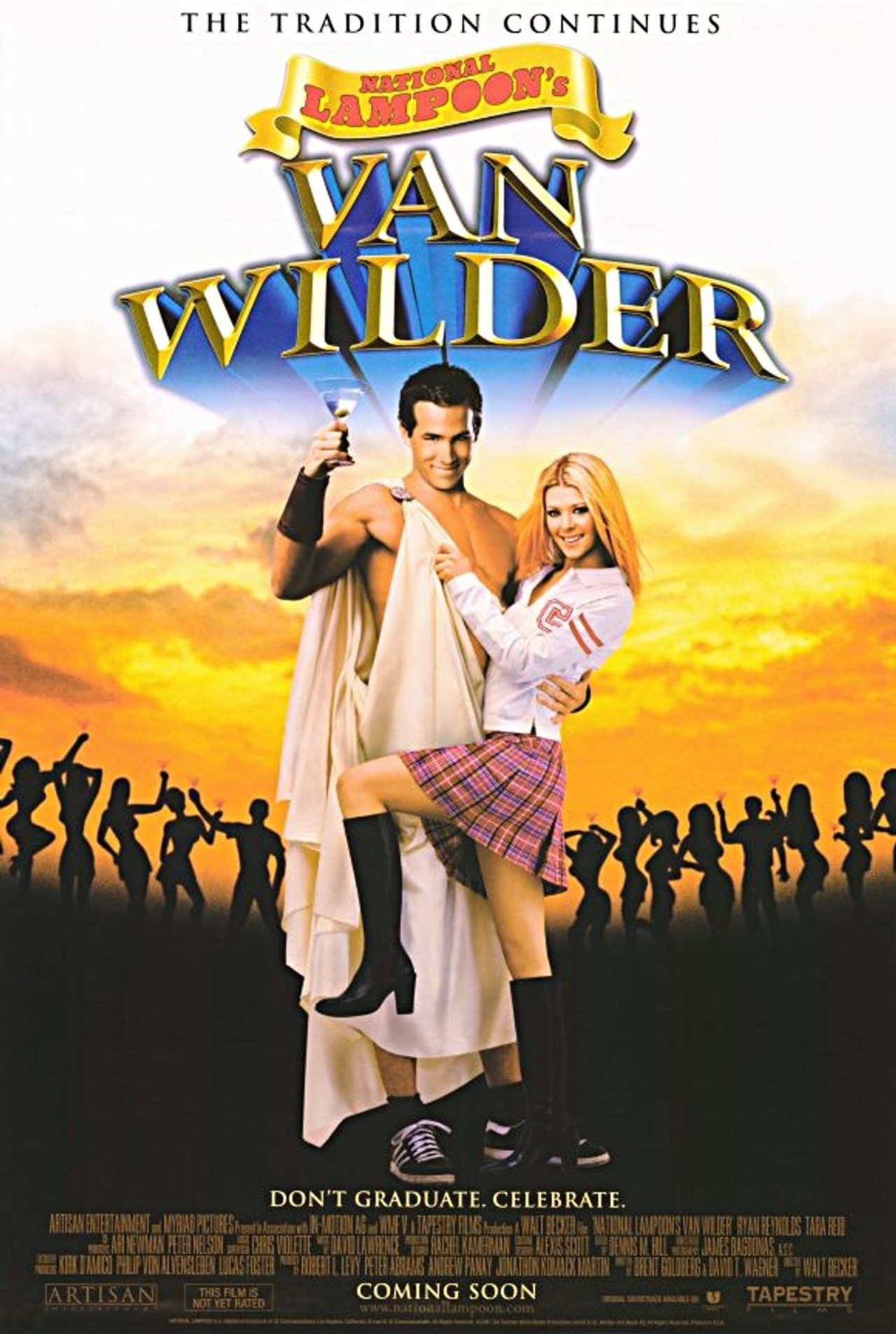 Van Wilder: Party Liaison kapak