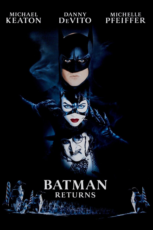 Batman Returns kapak