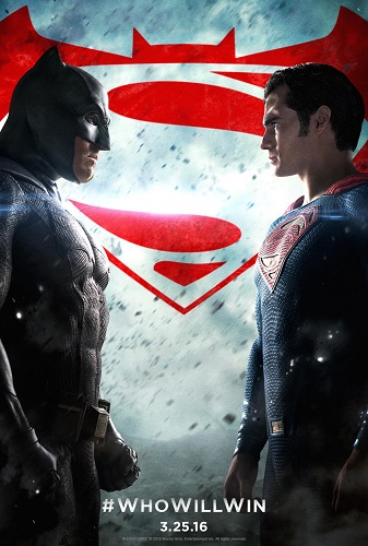 Batman v Superman: Dawn of Justice kapak