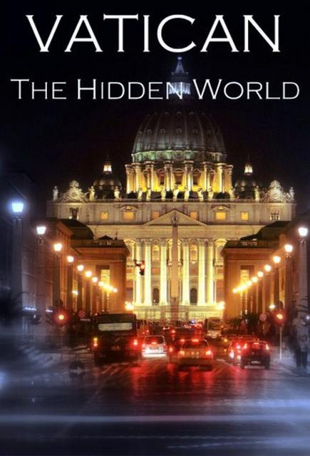 Vatican: The Hidden World kapak