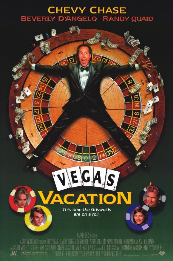 Vegas Vacation kapak