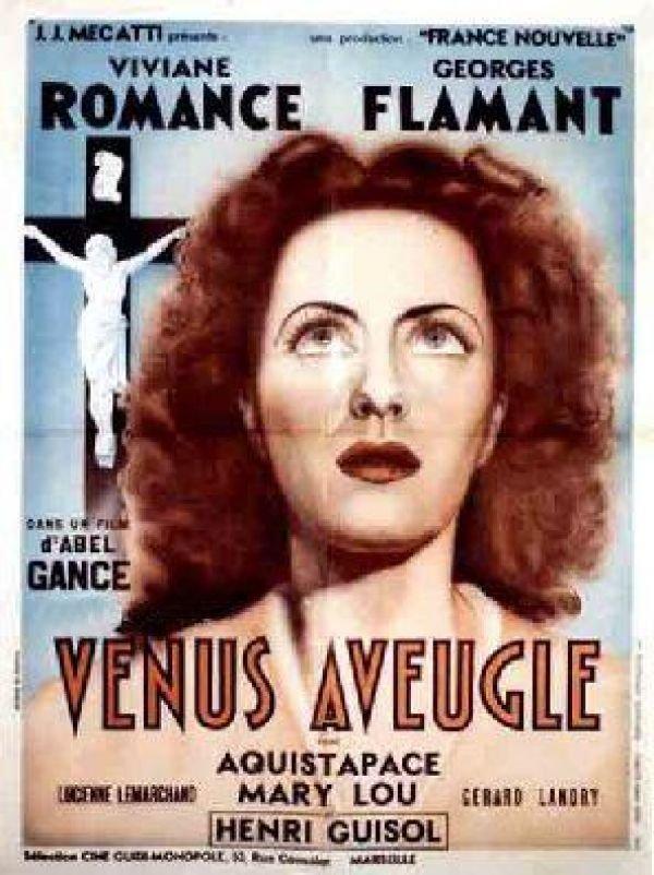 Vénus aveugle kapak