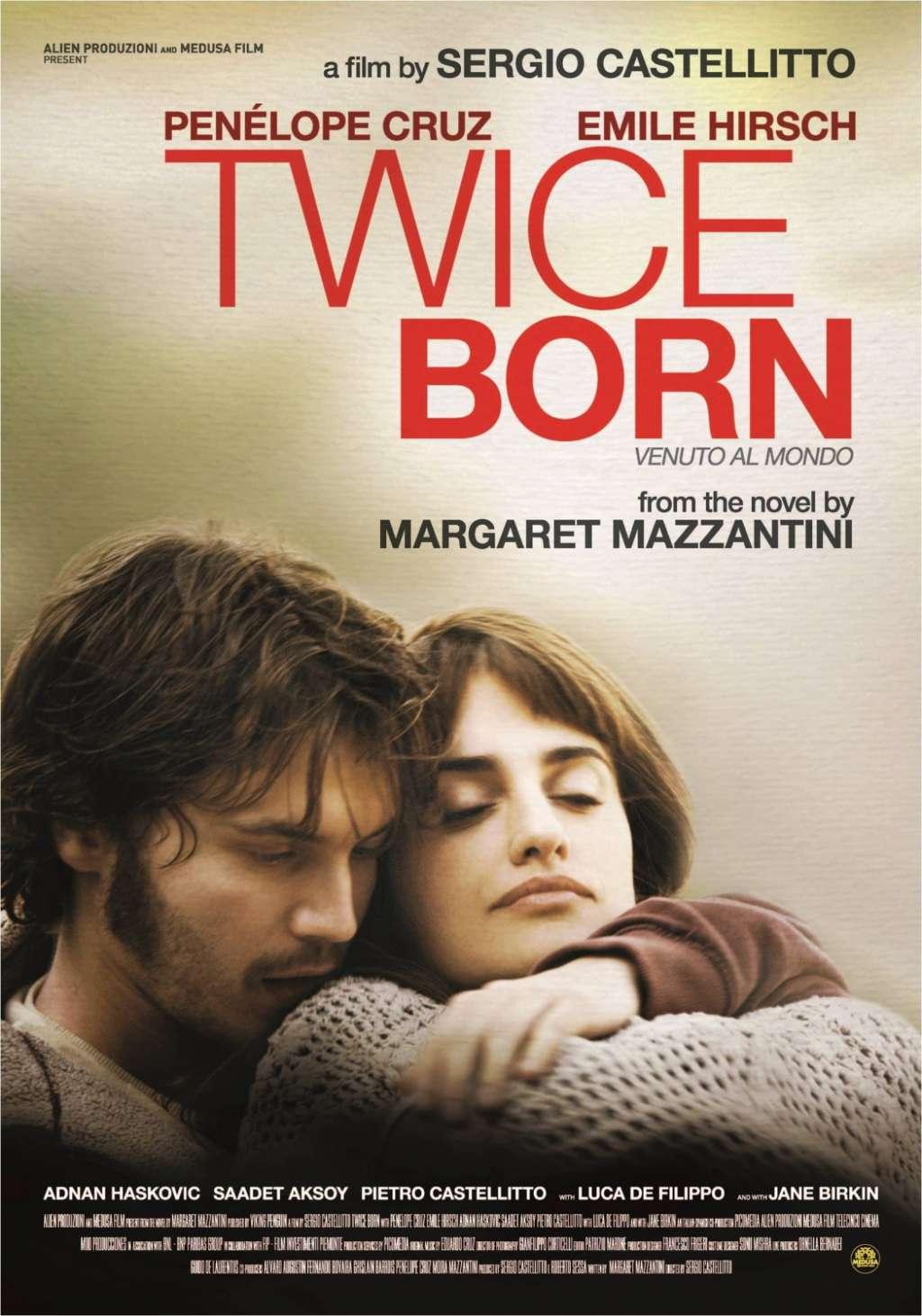 Twice Born kapak