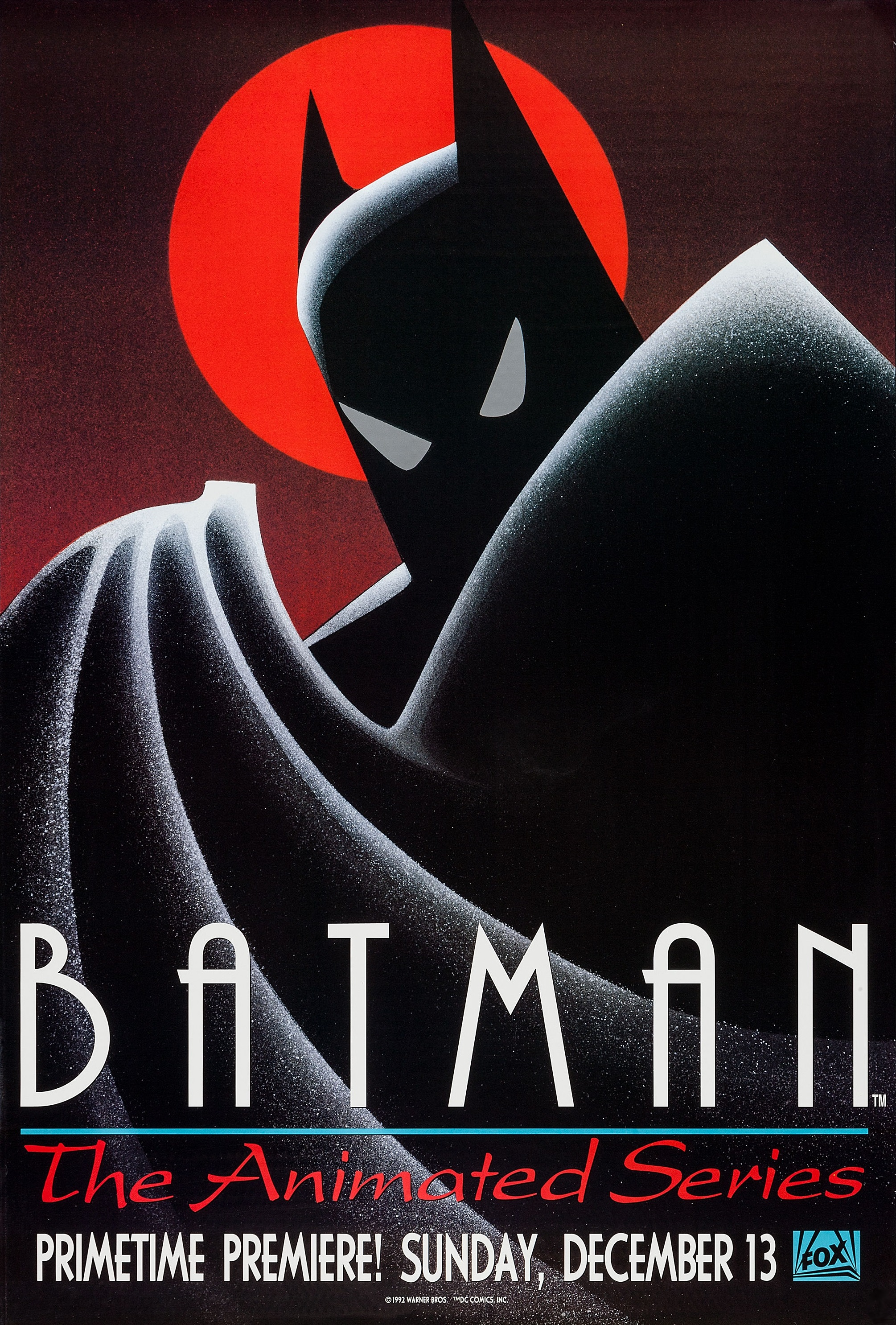 Batman: The Animated Series kapak