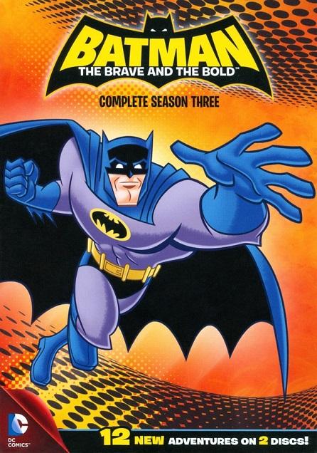 Batman: The Brave and the Bold kapak
