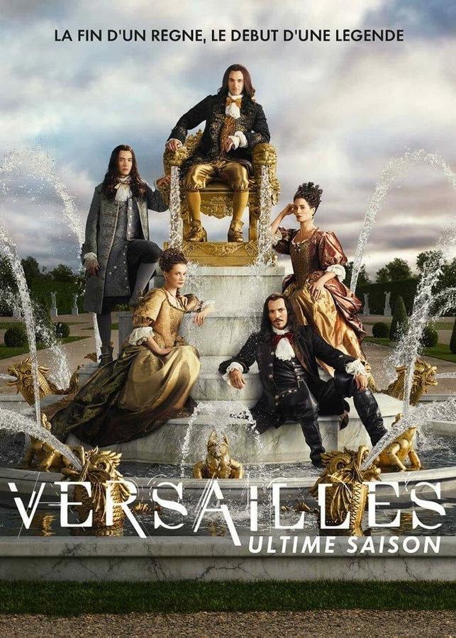 Versailles kapak