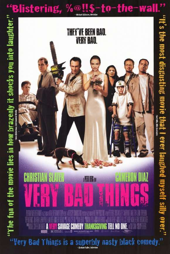 Very Bad Things kapak