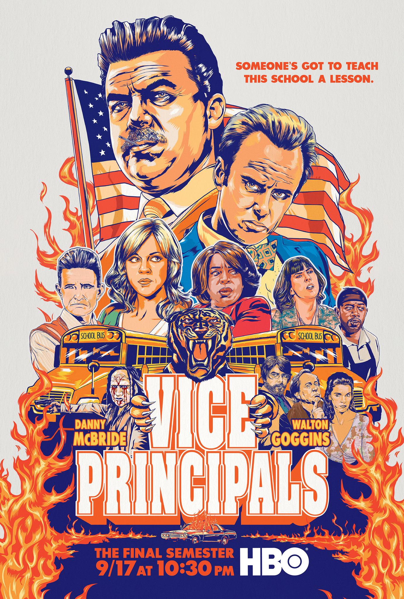 Vice Principals kapak