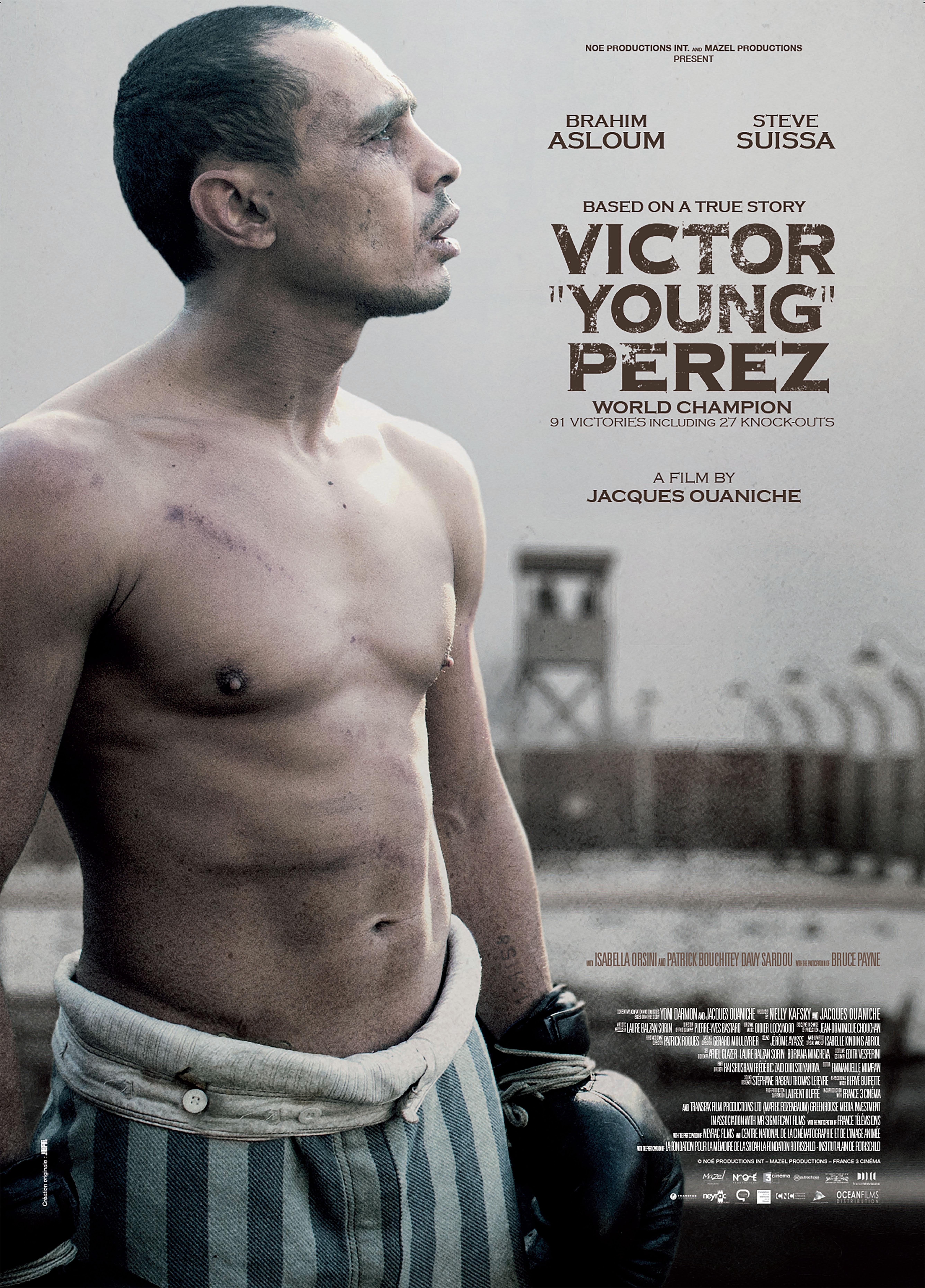 Victor Young Perez kapak