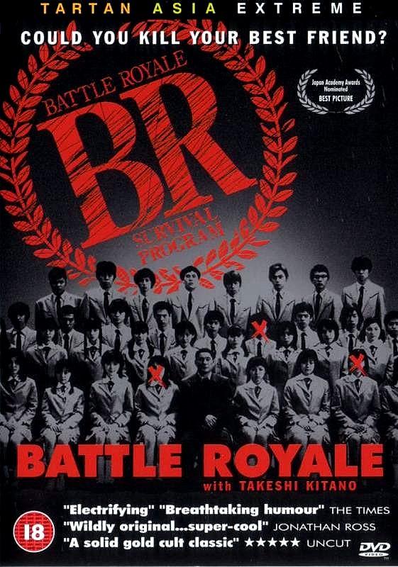 Battle Royale kapak
