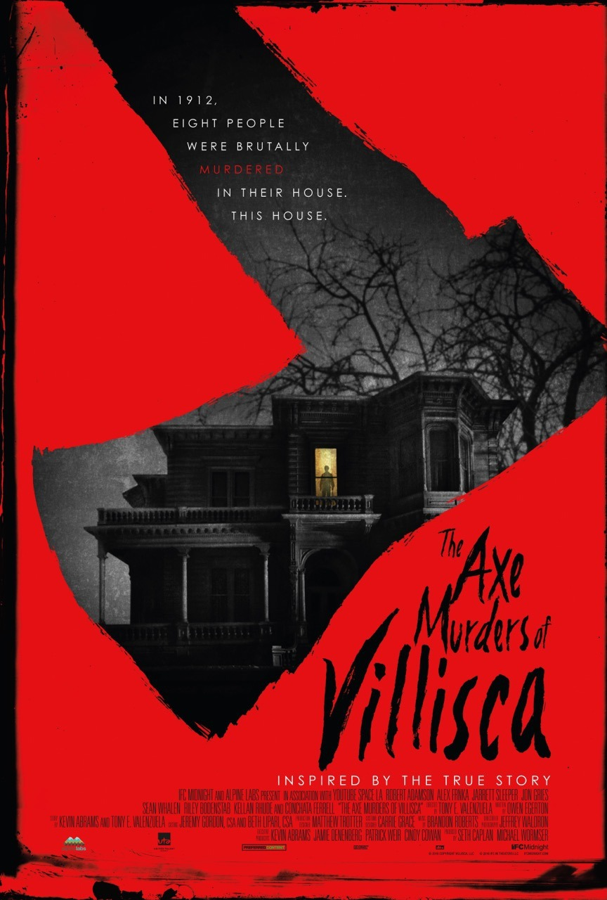 The Axe Murders of Villisca kapak
