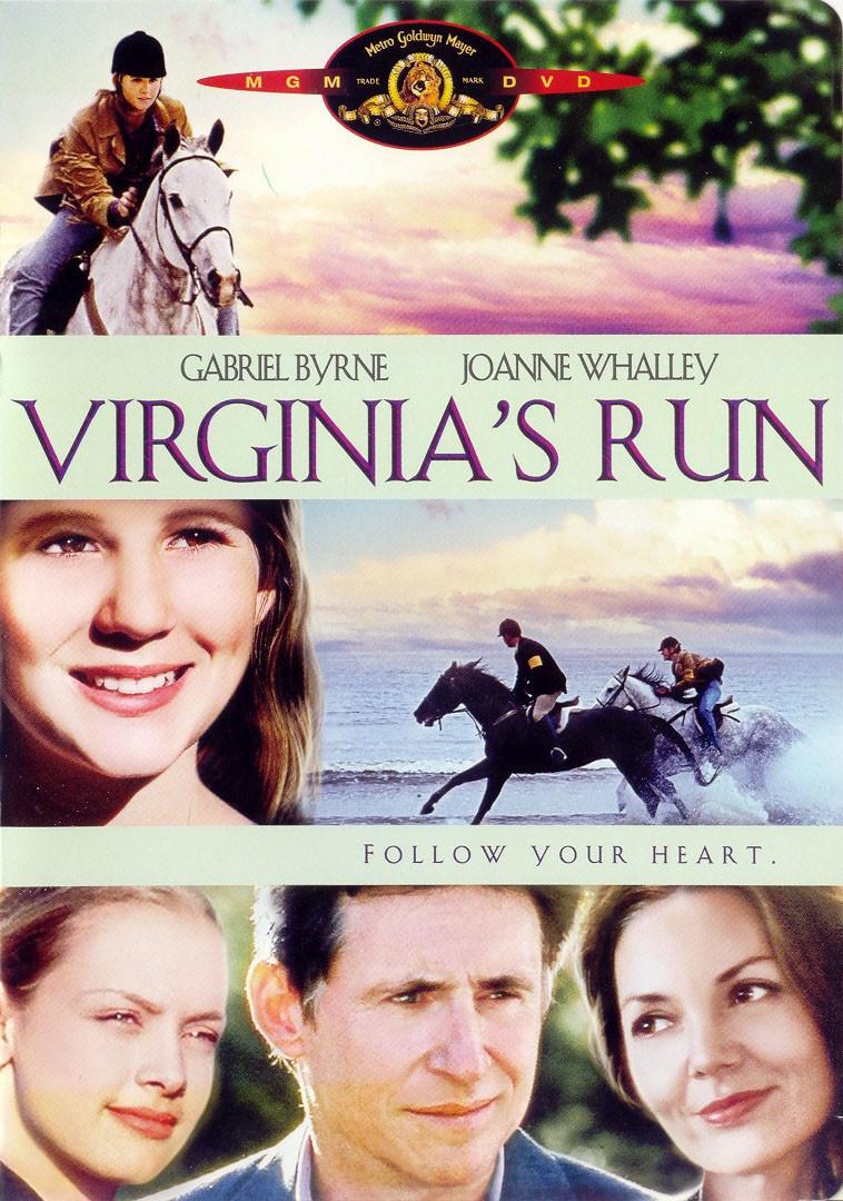 Virginia's Run kapak