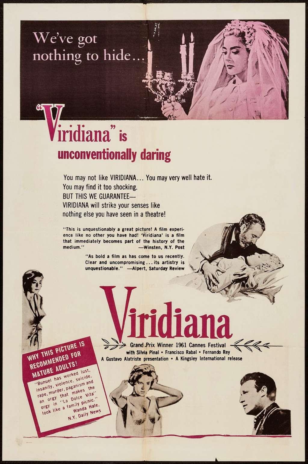 Viridiana kapak