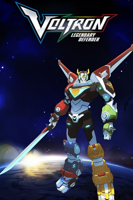 Voltron: Legendary Defender kapak