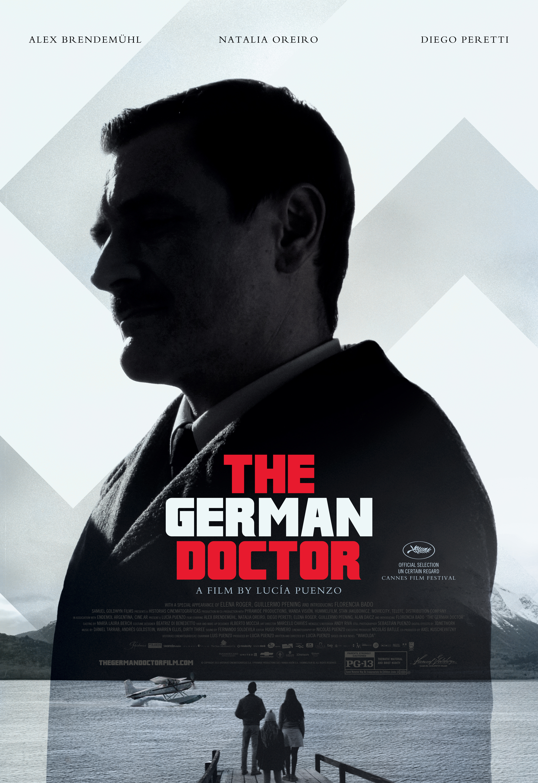 The German Doctor kapak