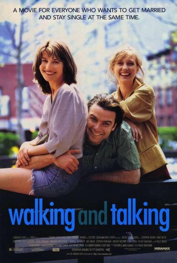 Walking and Talking kapak